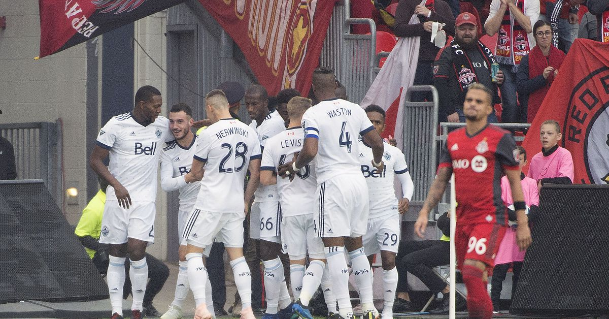 FT: Toronto FC 1-2 Whitecaps — Playoffs gone as Reds falter again