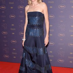 Naomi Watts in Armani at the Cannes opening dinner.