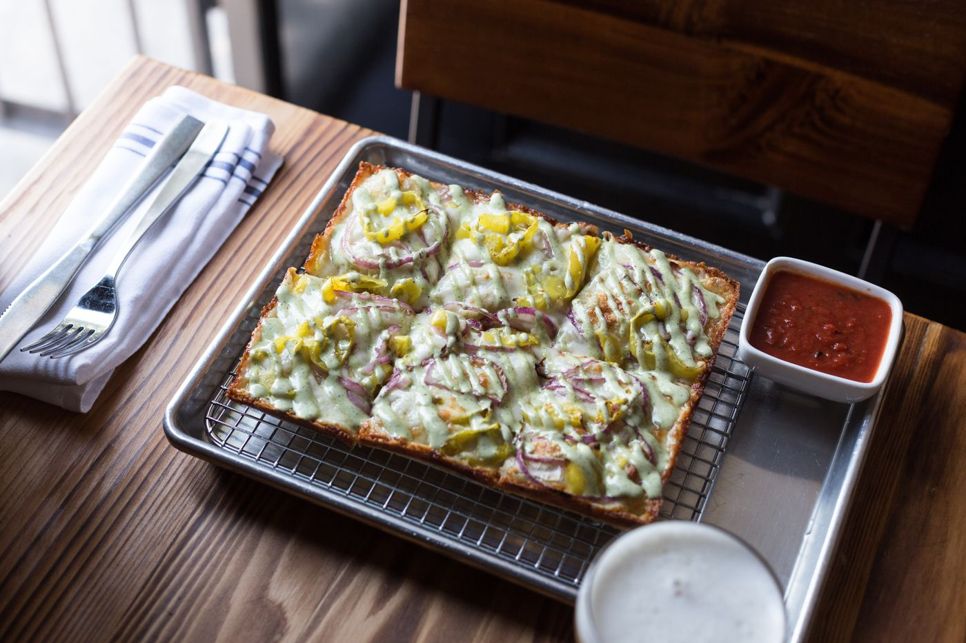How Detroit's Square Pizza Became a Big Restaurant Trend - Eater