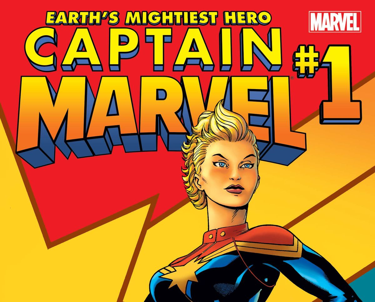 5 captain marvel comics to read now that you've seen the movie - polygon