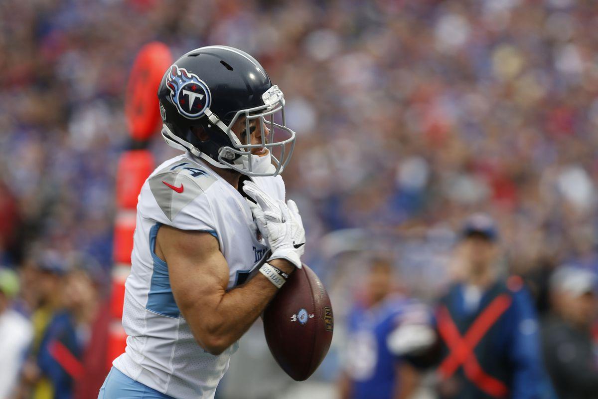 NFL: Tennessee Titans at Buffalo Bills