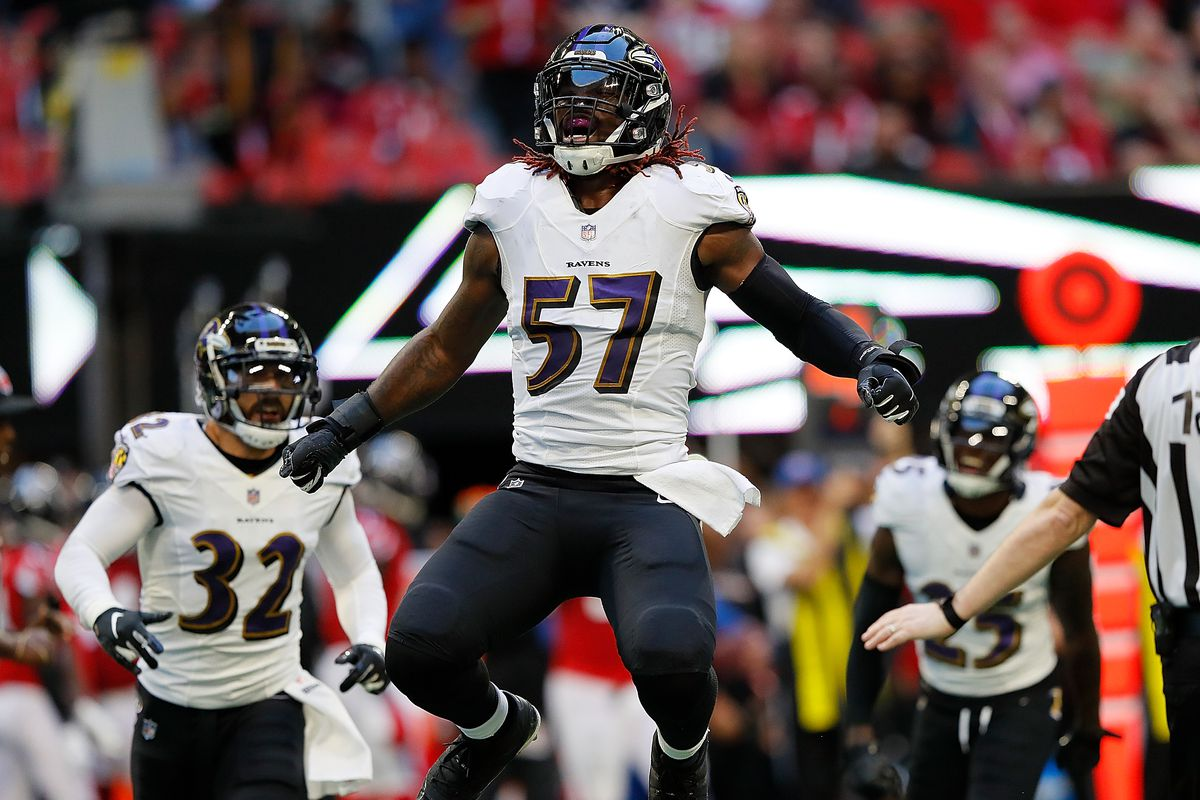 96bf5336bcdf Report  Ravens LB C.J. Mosley to sign record setting contract with Jets -  Baltimore Beatdown