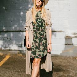"Kimberly of <a href=""http://www.eatsleepwear.com""target=""_blank"">Eat Sleep Wear</a> is wearing a Zara jacket, a <a href=""http://fashionbunker.com/camouflage-dress-camo-print?color=camo+print&size=XS&UniqueId=n-kg39zbwd--1082582857&cf_visitor=fb9712a3-af"