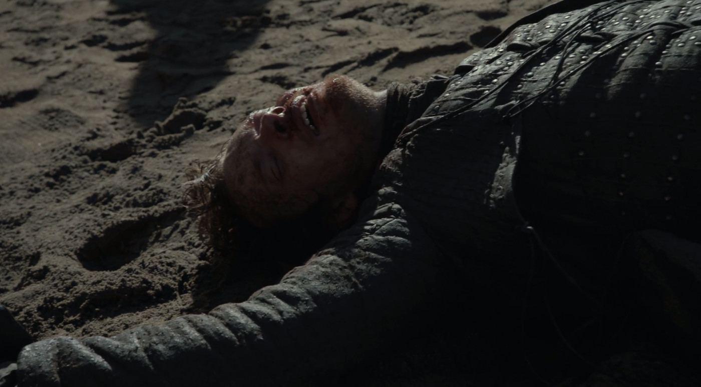 The Game of Game of Thrones: season 7, episode 7, The Dragon