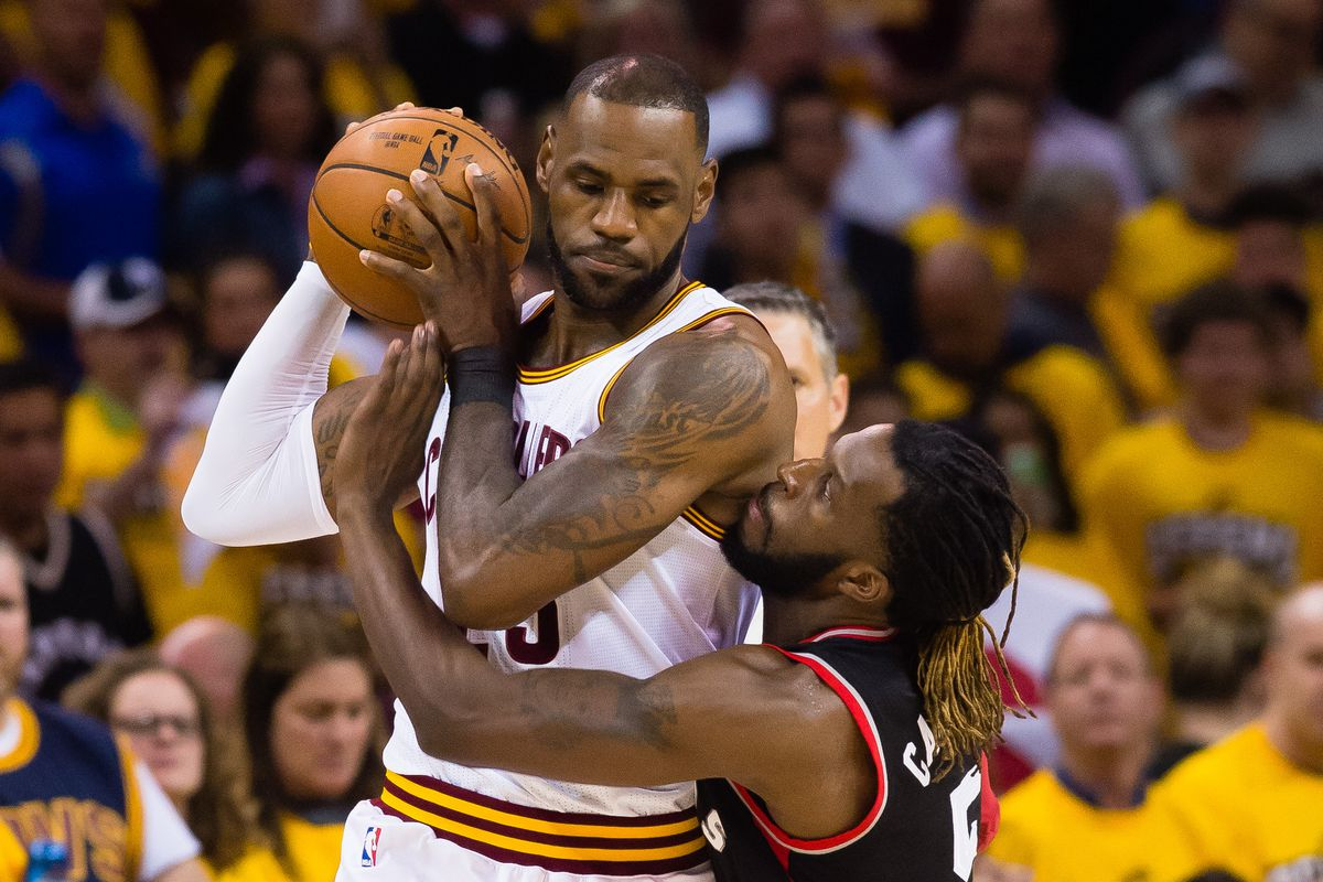 cheap for discount 3b289 1d713 LeBron James doesn't respect the Raptors, and he shouldn't ...