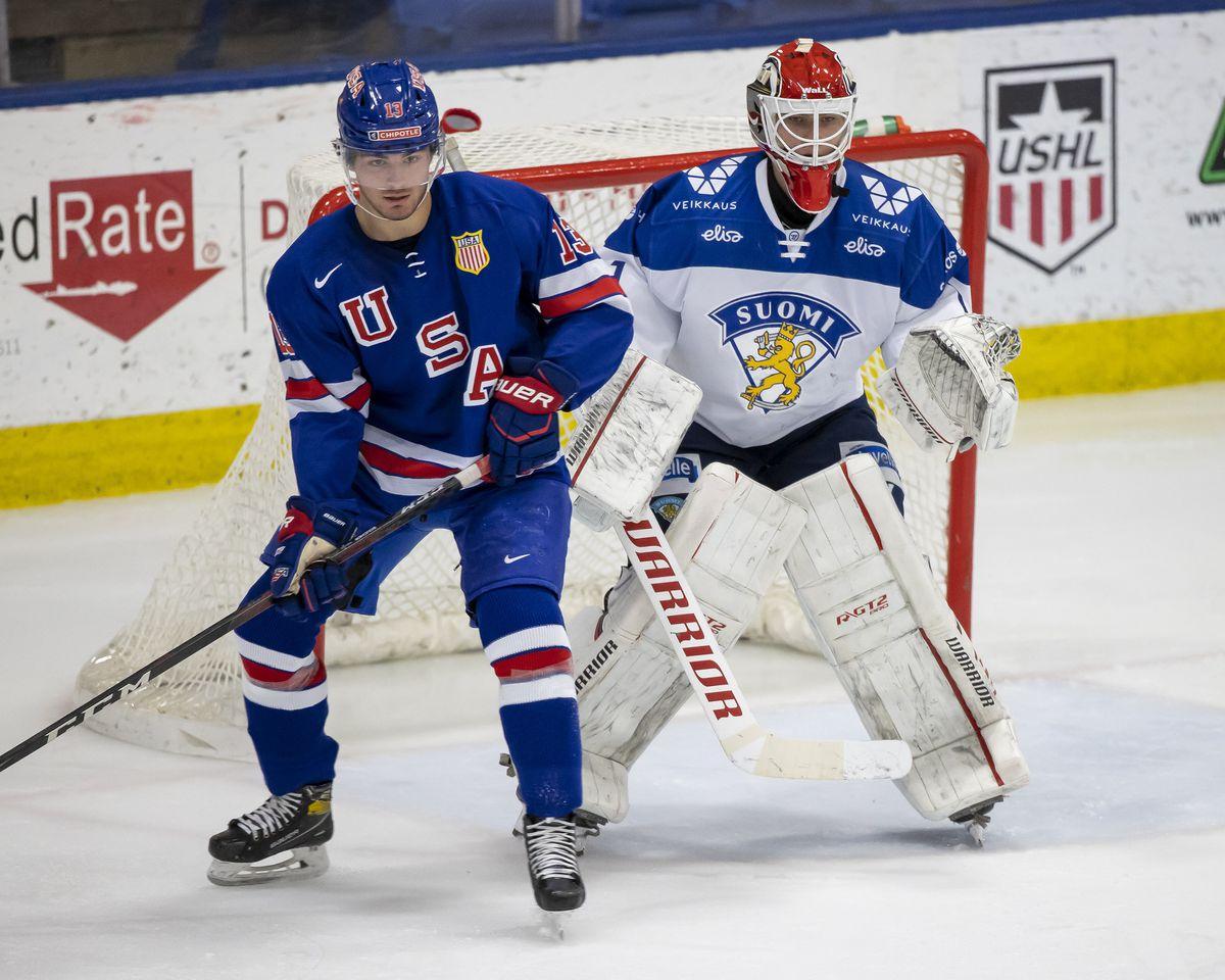 USA-Blue v Finland
