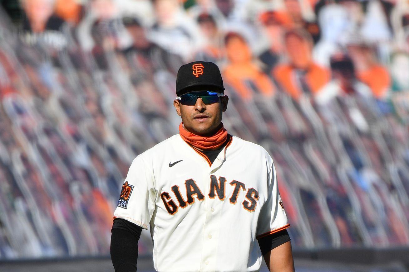 MLB: SEP 25 Padres at Giants - Game 1