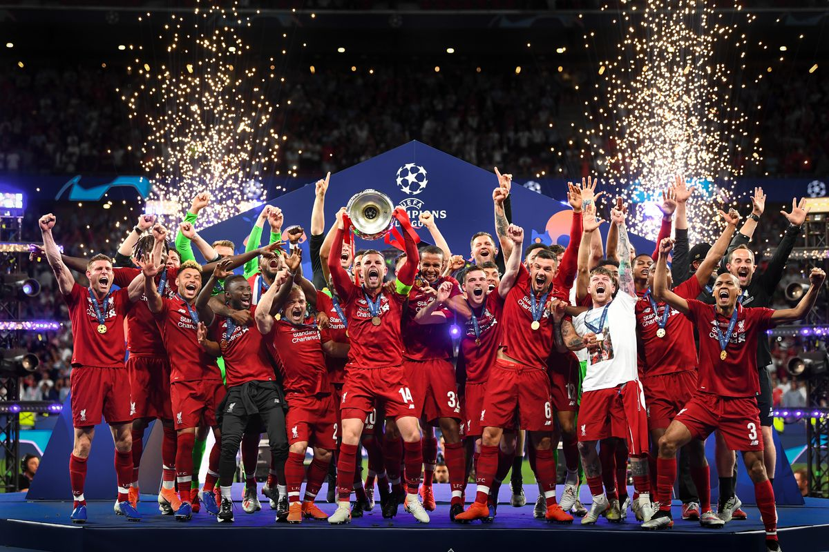 Liverpool win Champions League, Washington Spirit top the NWSL table