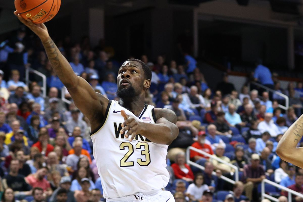 NCAA Basketball: ACC Tournament-Wake Forest vs Pittsburgh