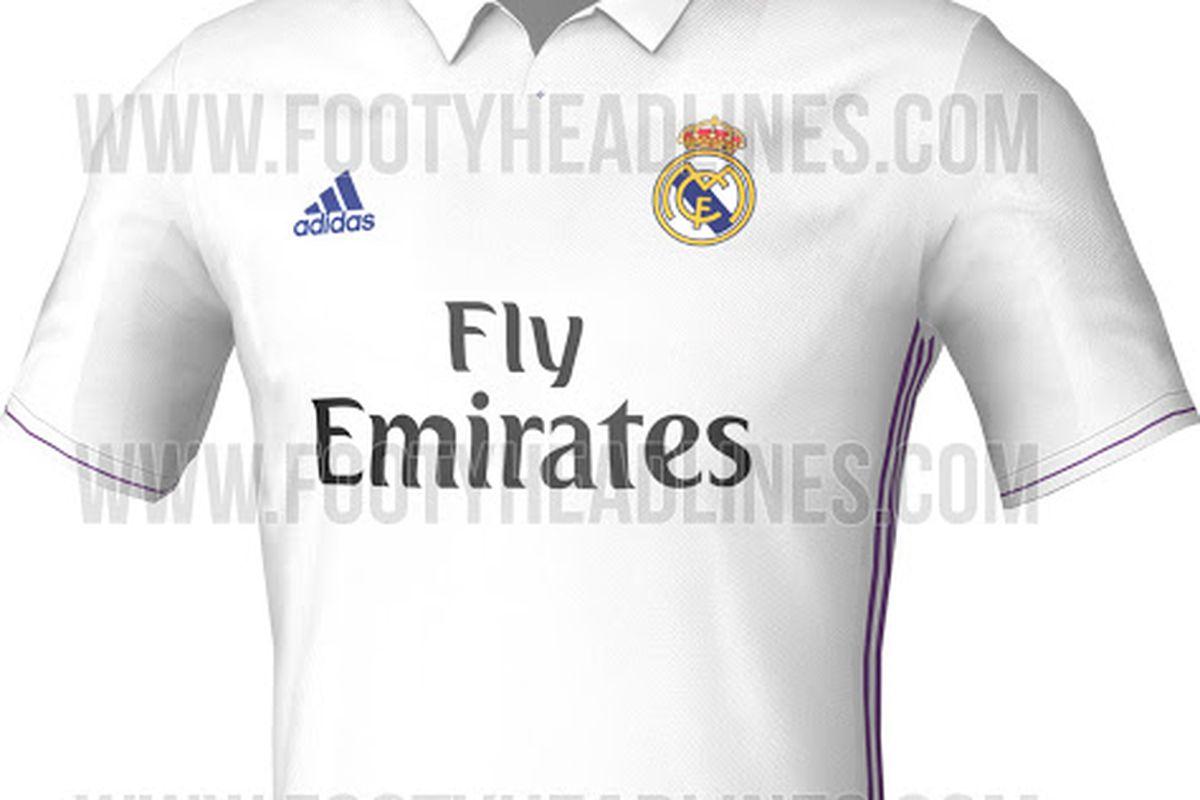 f145c077165 2016-2017 Real Madrid kits leaked? - Managing Madrid