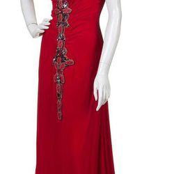 Carolina Herrera, (Venezuelan, b. 1939), Evening Gown Estimate: $200 to $400   Sold for: $312.5