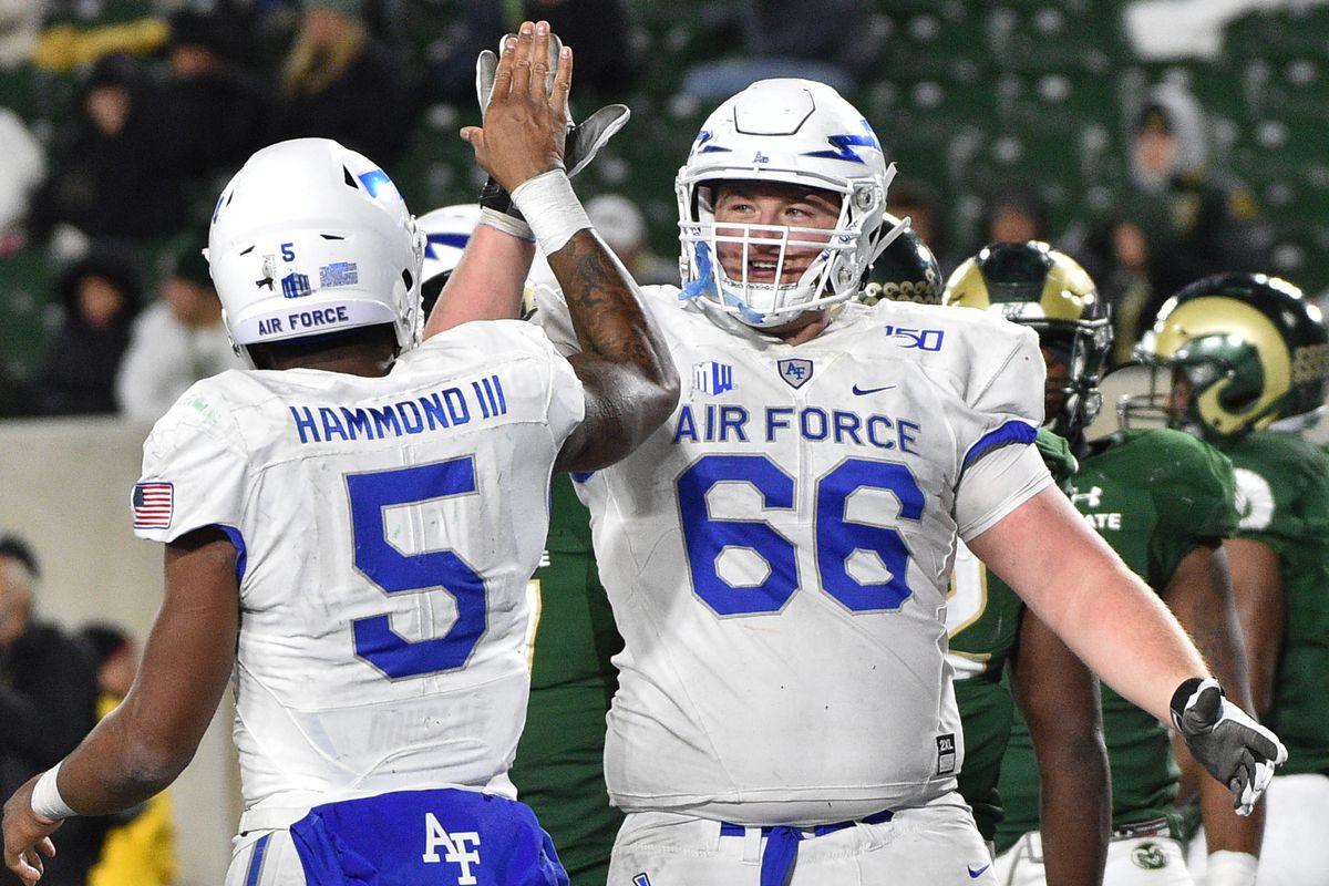 NCAA Football: Air Force at Colorado State