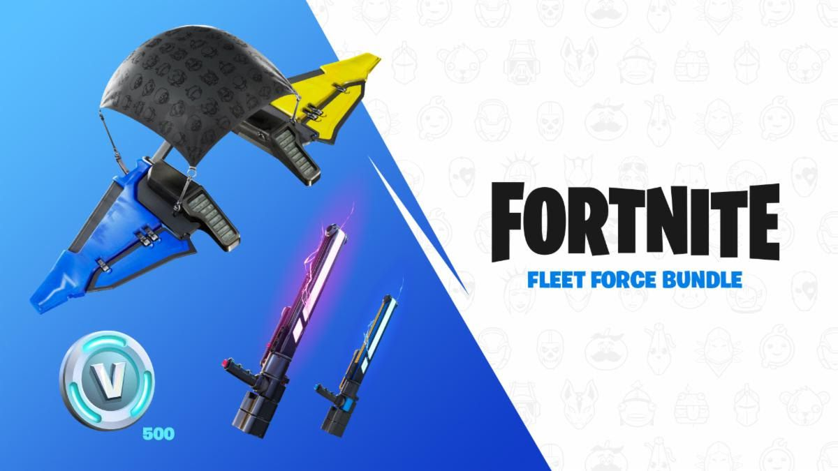 Fortnite's Fleet Force Bundle