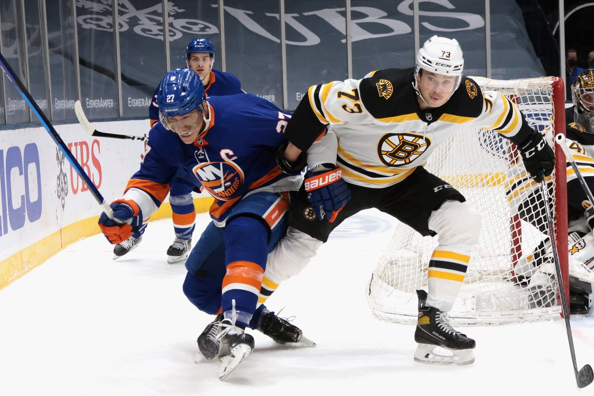 Preview Bruins Host The Islanders Welcome Fans Back For First Time This Season Stanley Cup Of Chowder