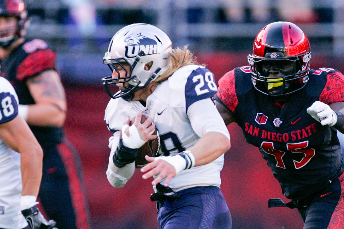 New Hampshire v San Diego State