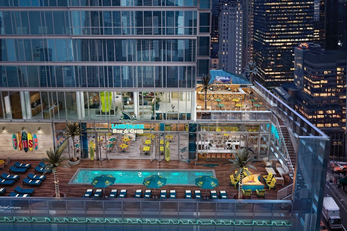 new york city is getting a margaritaville hotel in times square