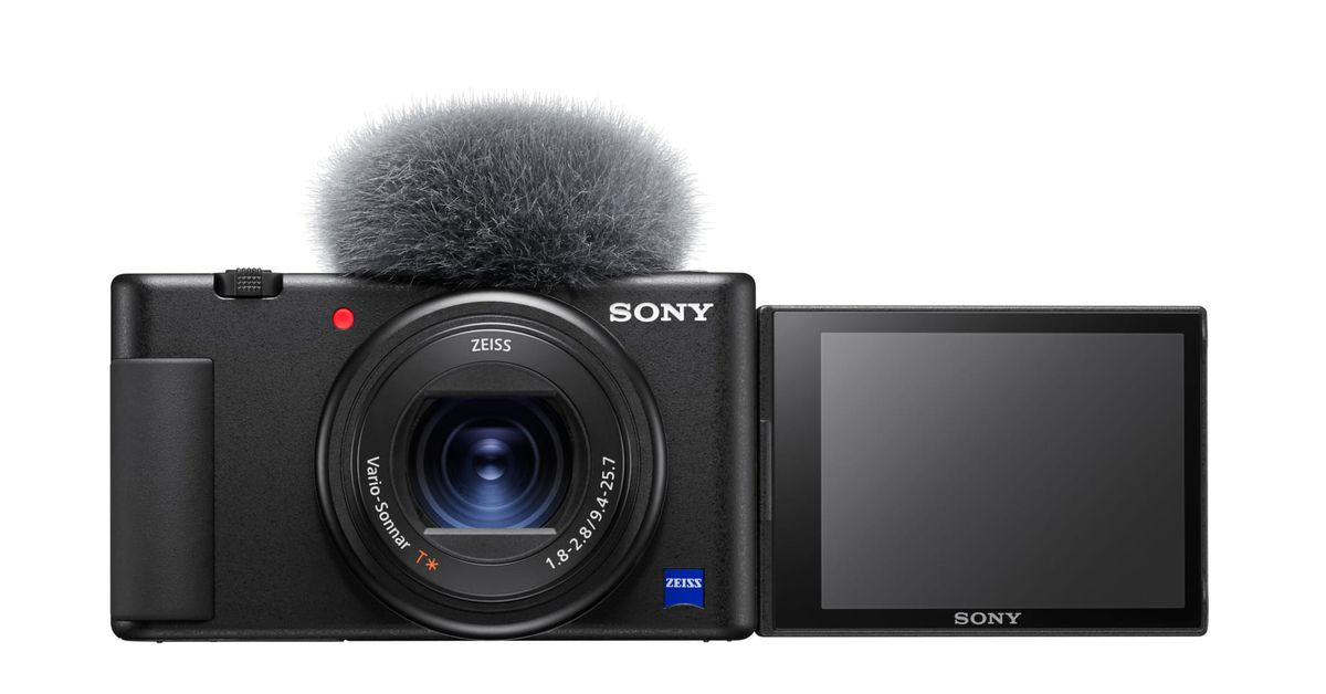 The Sony ZV-1 is a tiny vlogging powerhouse thumbnail