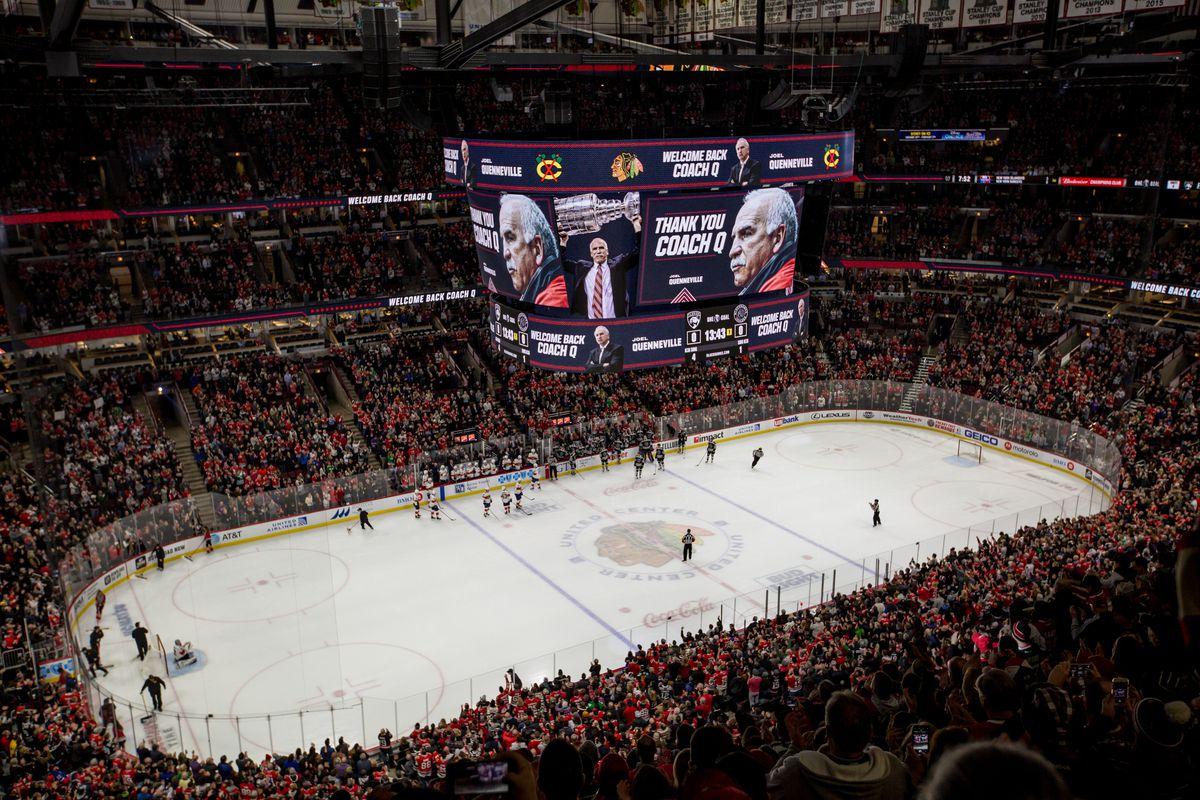 Florida Panthers v Chicago Blackhawks
