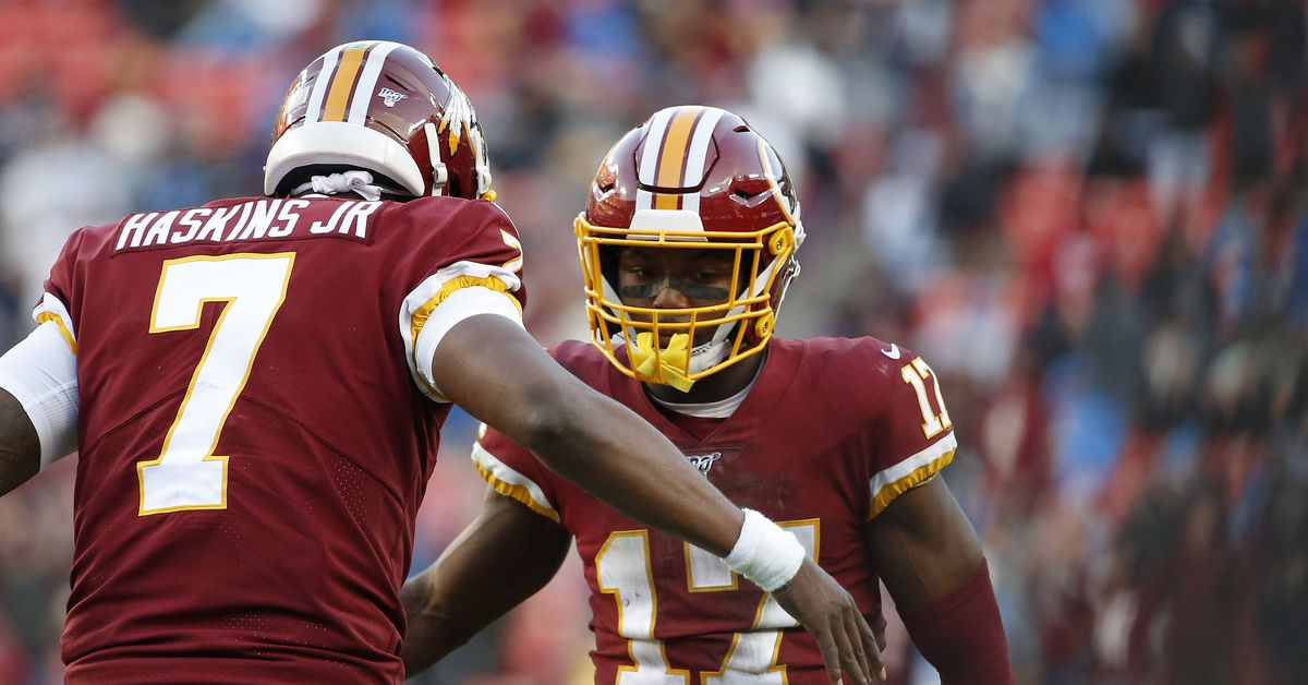 NFL Week 14: Washington Redskins vs Green Bay Packers 4th Quarter