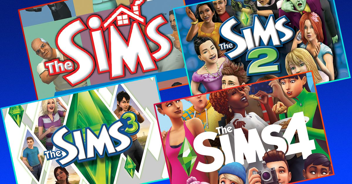 The Sims turns 20, unlike your Sim who will probably always be 20