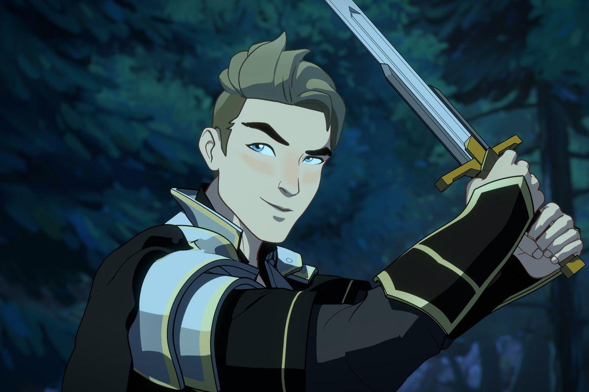 Dragon Prince: The Dragon Prince Season 2 Creators Unravel The Human