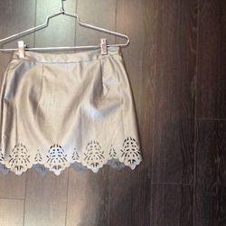 "Sugar Lips skirt,<a href=""http://shopblush.com/""> Blush Boutique</a>, $70"