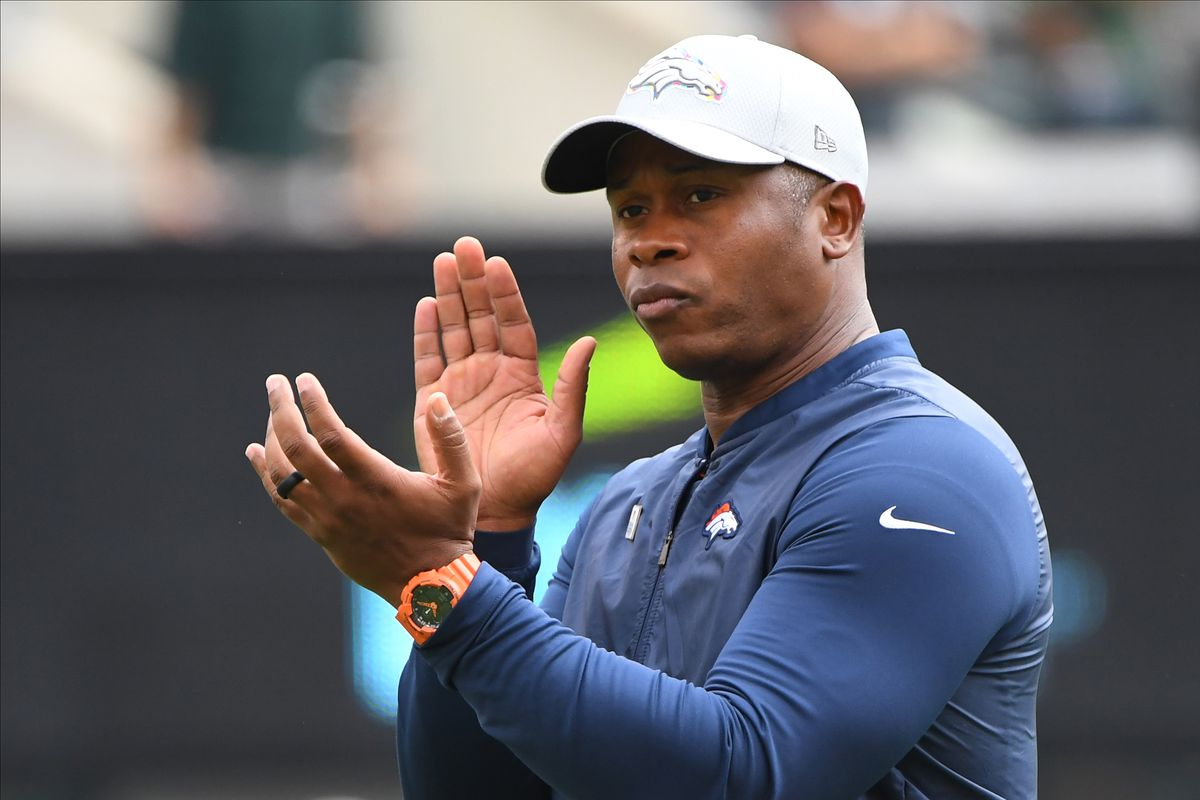 "57aa9178052 Denver Broncos head coach Vance Joseph  ""We can t surrender to this ..."
