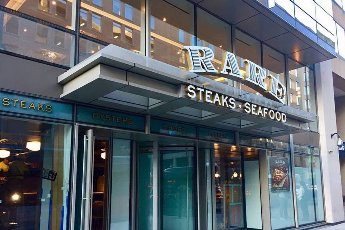 Image result for rare steakhouse dc