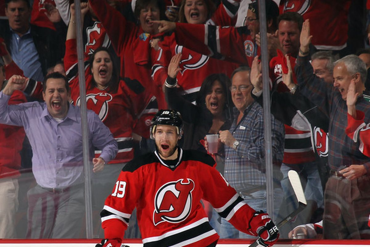 1358cd357 Travis Zajac s Contract Extension is a Good Deal for the New Jersey Devils