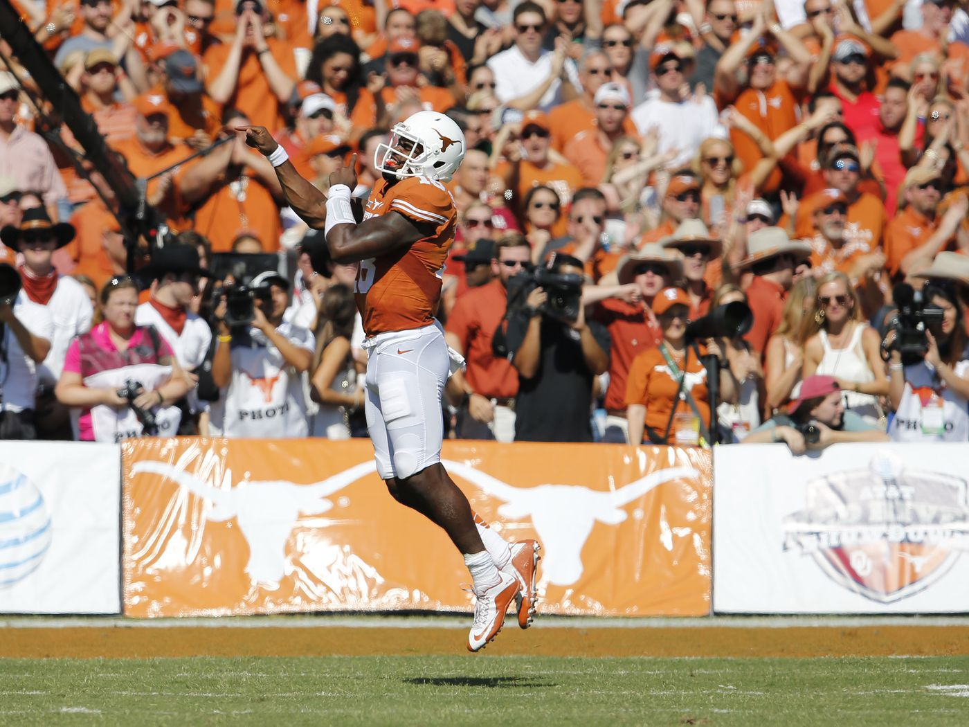Texas QB Jerrod Heard calls Tyrone Swoopes package the