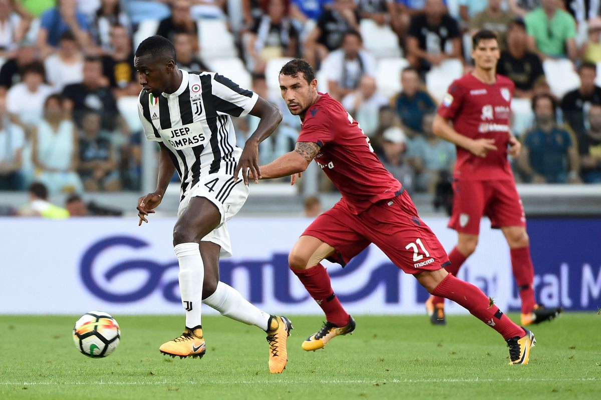 Blaise Matuidi could be right but the price is wrong Black
