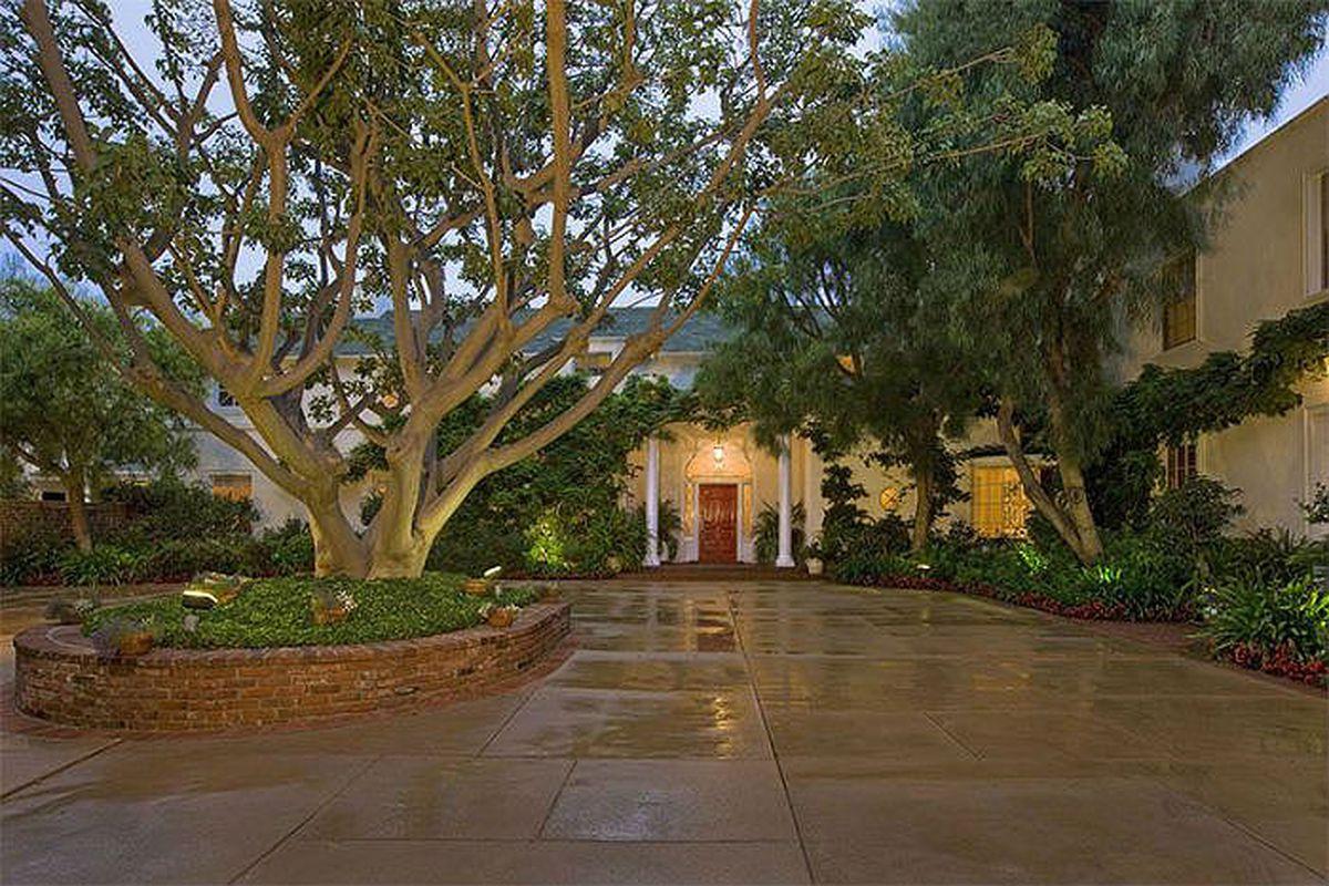 View of Goldwyn Estate