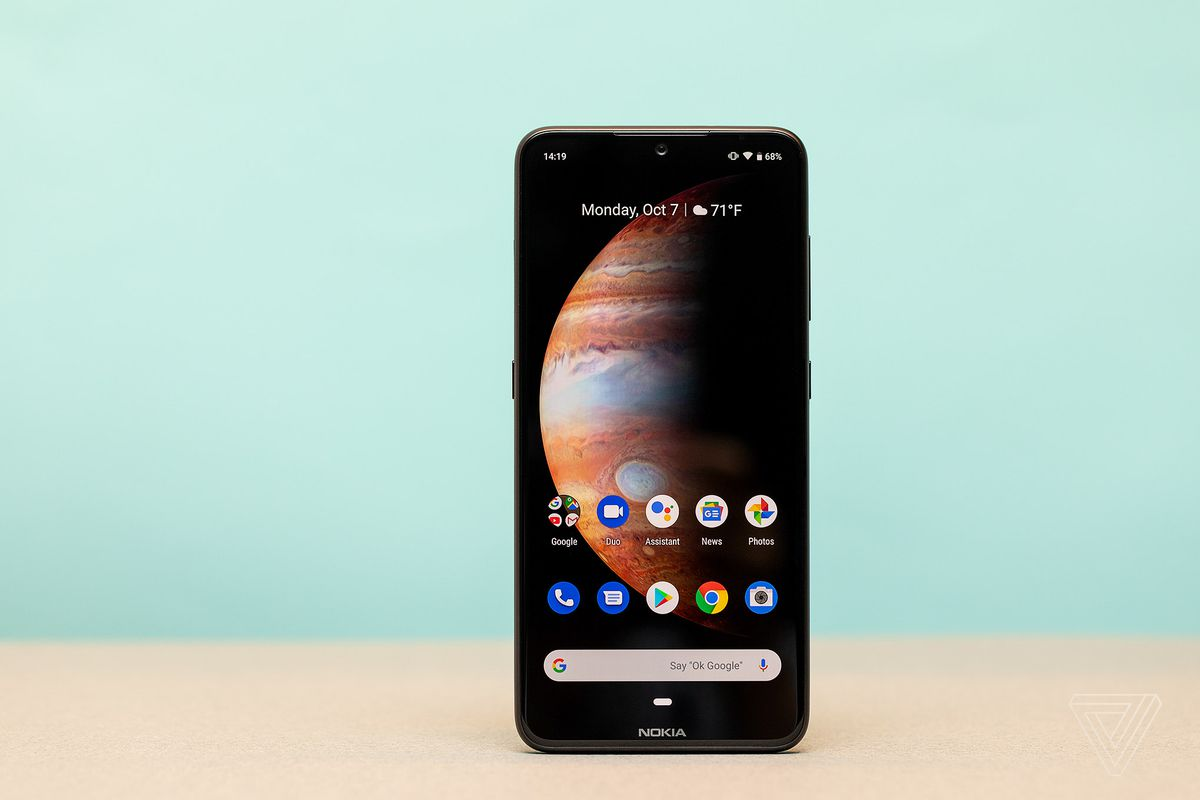 The Nokia 7 2 Is Competent And Almost As Good As The Pixel 3a The Verge
