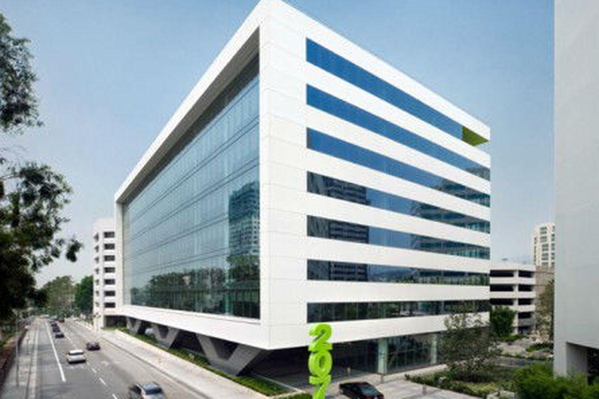 "Image via <a href=""http://www.aecom.com/What+We+Do/Architecture/Market+Sectors/Corporate/_projectsList/207+Goode+Avenue+Office+Building"">AECOM</a>"