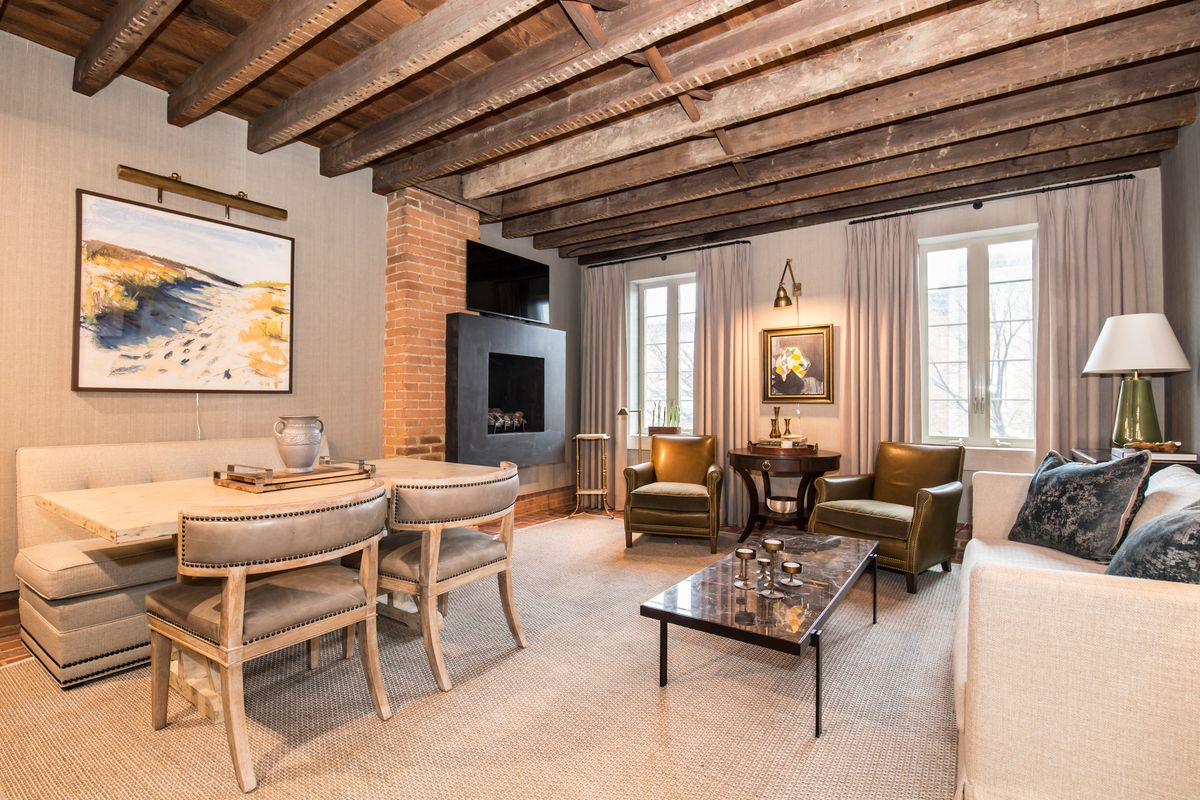 Rustic Chic Graduate Hospital Condo Asks 449k Curbed Philly