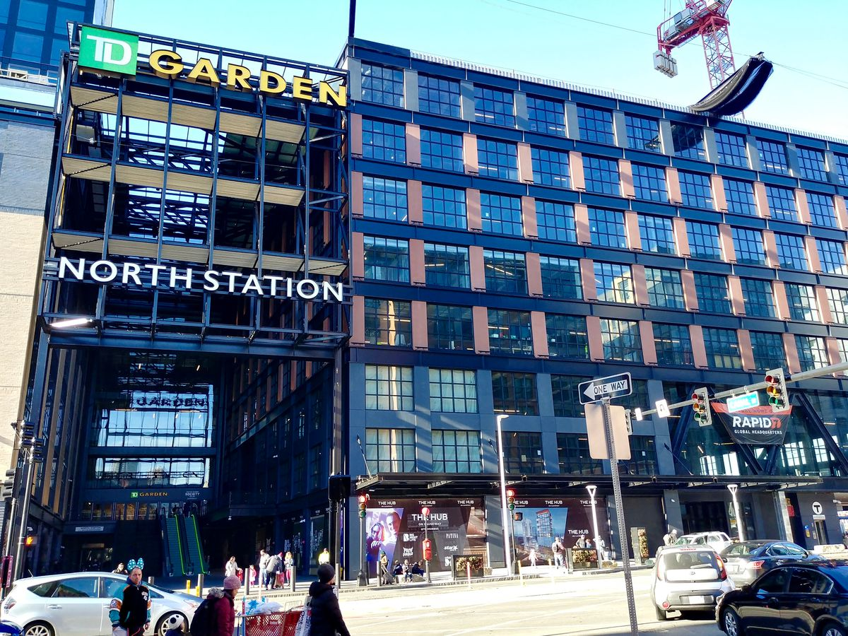 Td Garden The Ultimate Guide To The Home Of The Bruins
