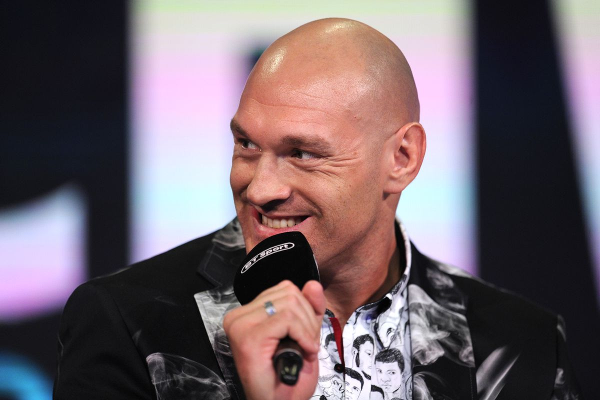 Tyson Fury: Networks can't stop bouts with Anthony Joshua or 'bum' Deontay Wilder