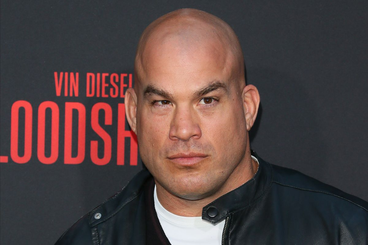 """Tito Ortiz. Premiere Of Sony Pictures' """"Bloodshot"""" - Arrivals"""