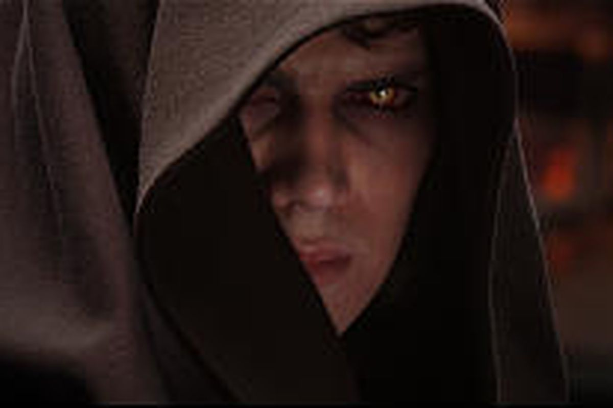 Star Wars Why Did Original Anakin Skywalker S Force Ghost Change Deseret News