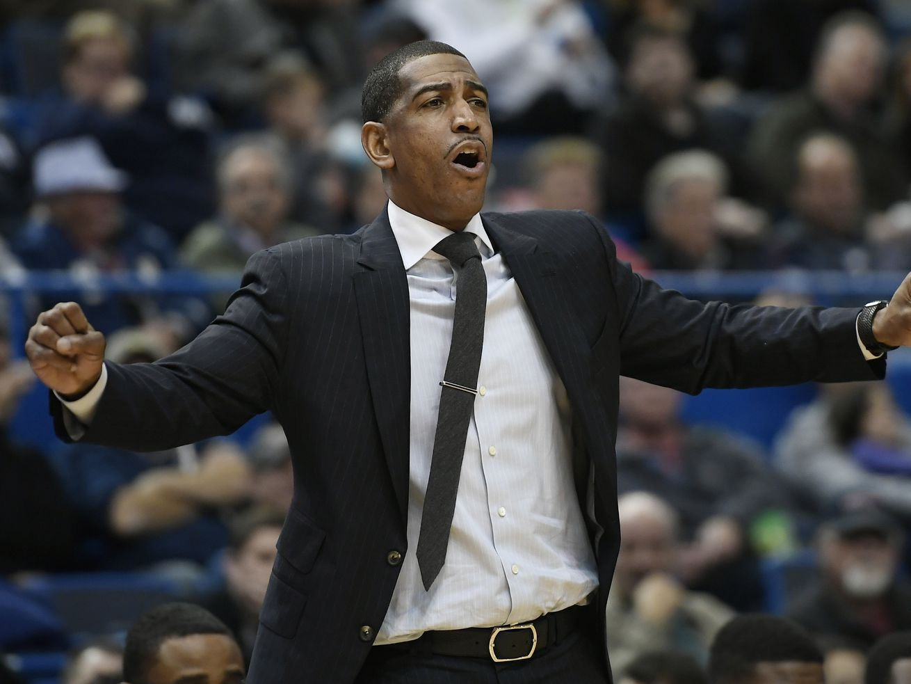 Former UConn coach Kevin Ollie will be a coach in a new league designed for top-level high school basketball players.