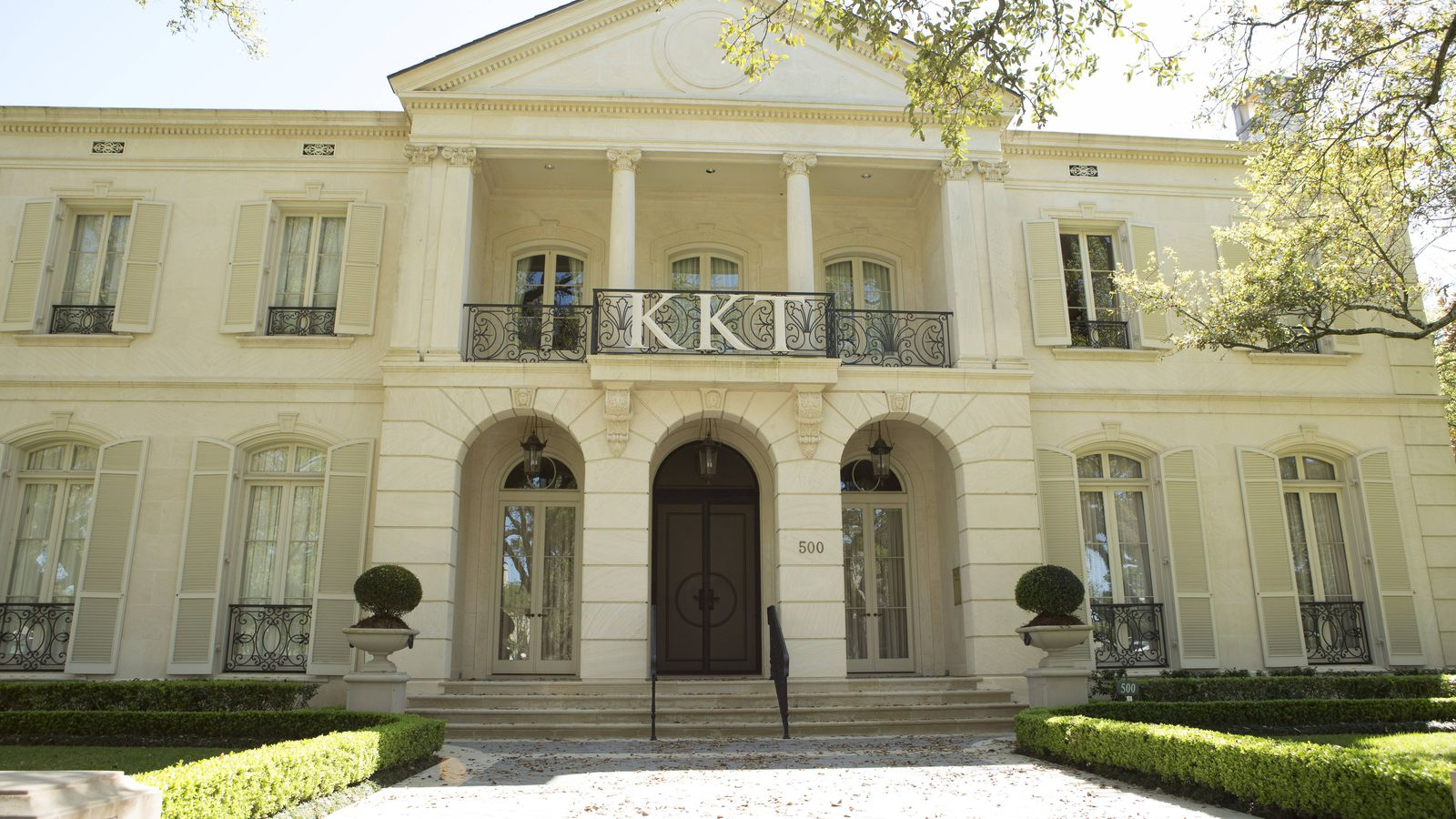 Where Is The Kappa House From Scream Queens Located