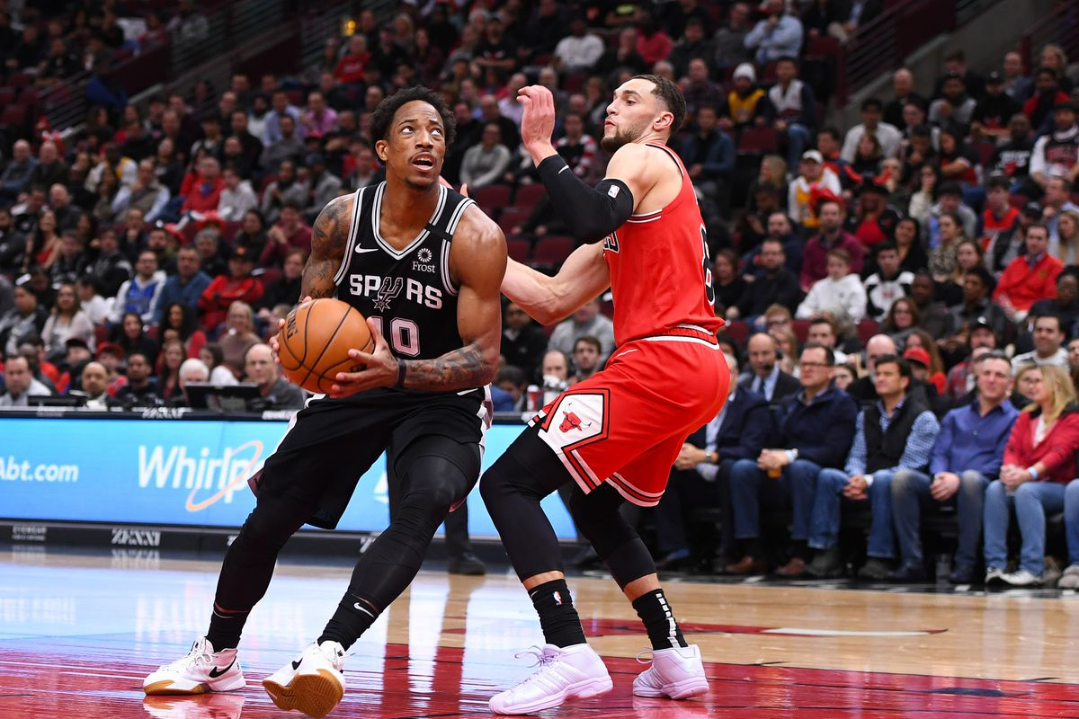 San Antonio vs. Chicago, Final Score: Spurs finish emotional two days with road loss to Bulls, 110-109