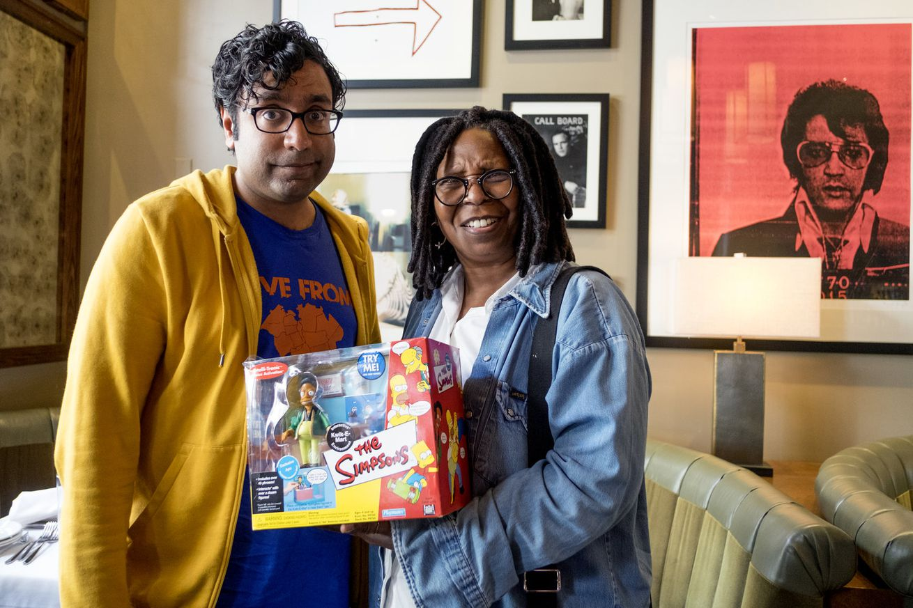 hari kondabolu s the problem with apu attempts to shut down the simpsons racist caricature for good