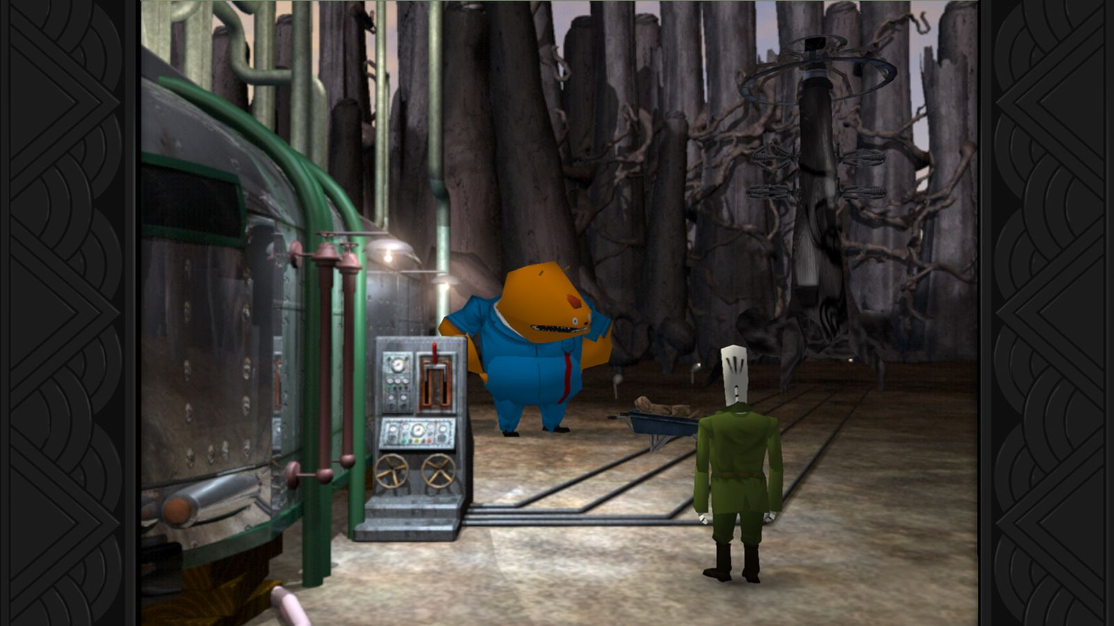 Color zen metacritic - Playstation Plus Brings You Grim Fandango Remastered And More In January 2016 Polygon