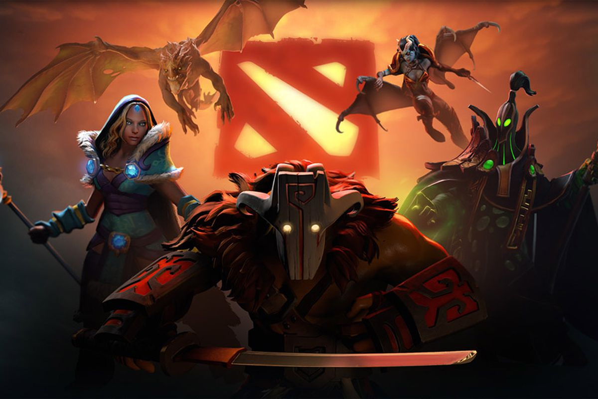 Dota  Broke The  Million Mark For Concurrent Users This Weekend That Figure Means People Signed In And Playing The Game At The Same Time And Is The