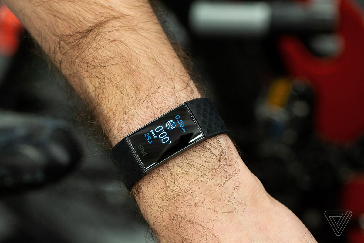 Fitbit Charge 3 Review Easy Lift The Verge