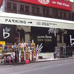 """Caffe Bene via <a href=""""http://midtownlunch.com/2012/01/04/caffe-bene-is-coming-to-midtown/"""" rel=""""nofollow"""">ML</a>"""