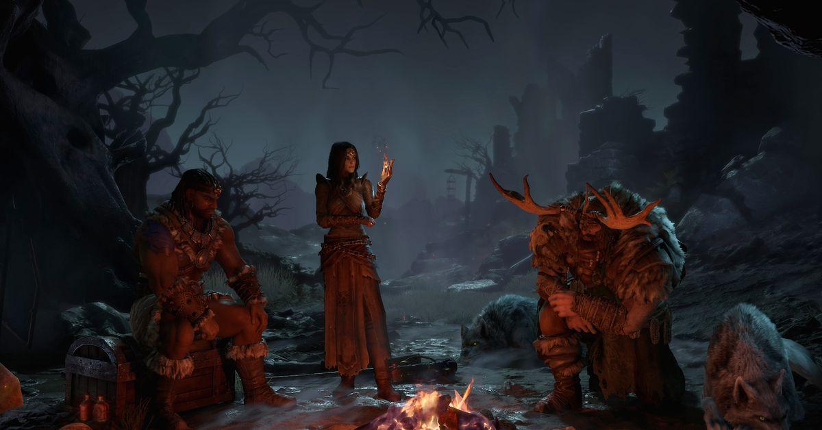 BlizzConline 2021 schedule: Diablo 4, World of Warcraft, and Overwatch 2 – Polygon