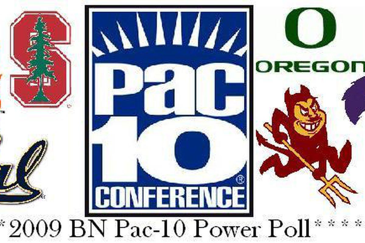 2009 BN Pac-10 Power Poll