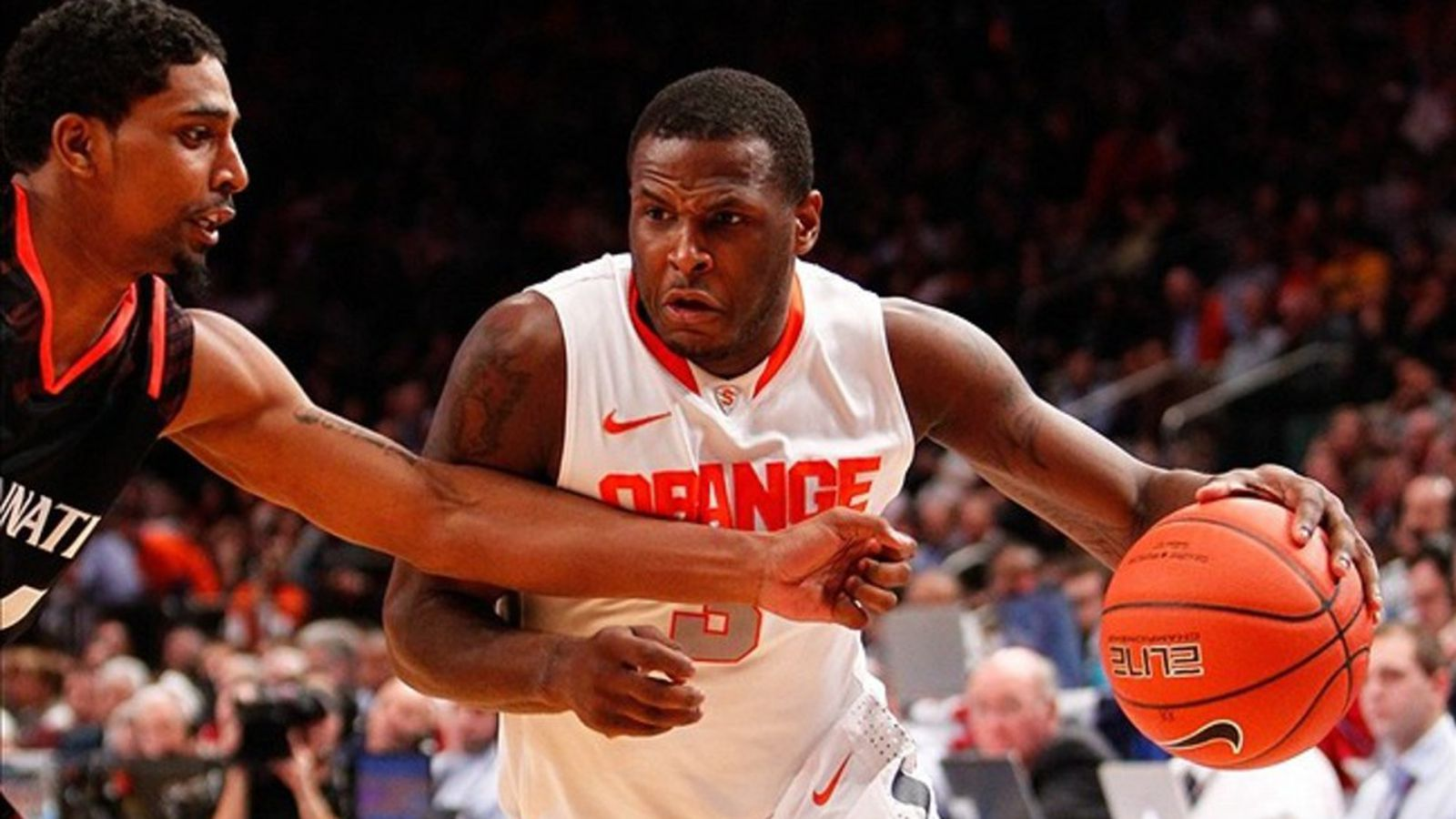 Build a Syracuse Orange Basketball Player: Shooting Guard ...